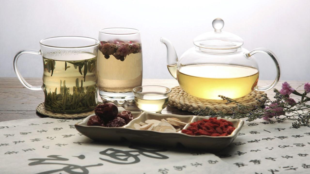 Teas for Our Liver