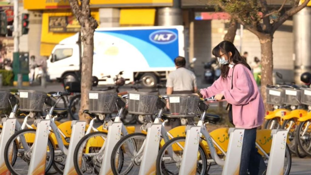 Shared Mobility: Bicycles