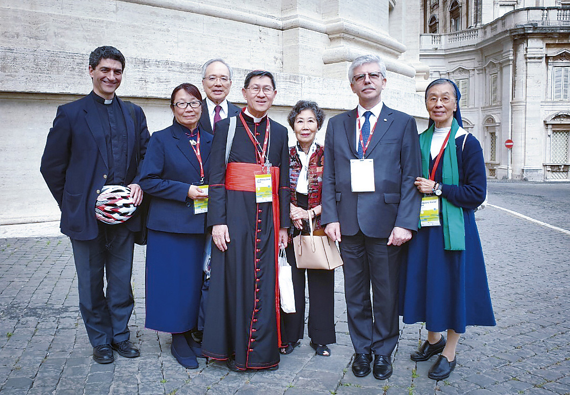 Cross-Religious Cooperation Allows Love to Spread Farther