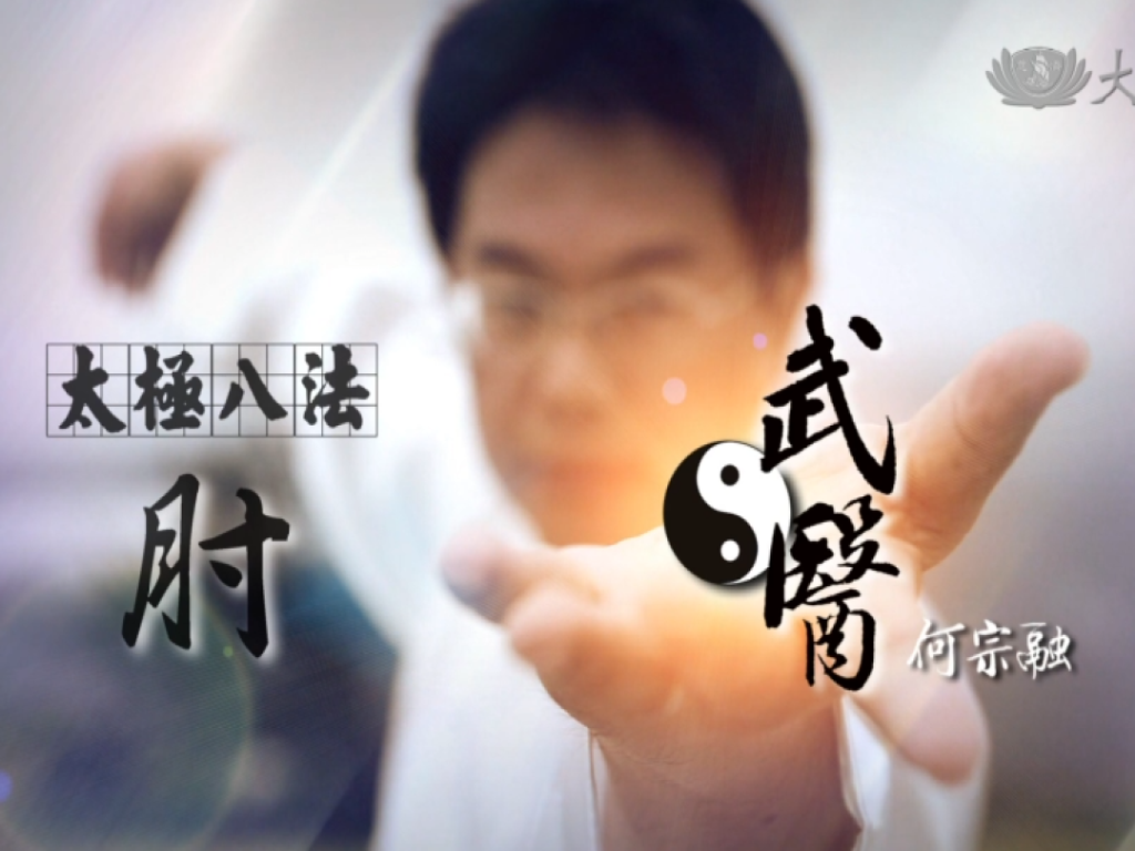 The Eight Methods of Tai Chi - Elbow Strike