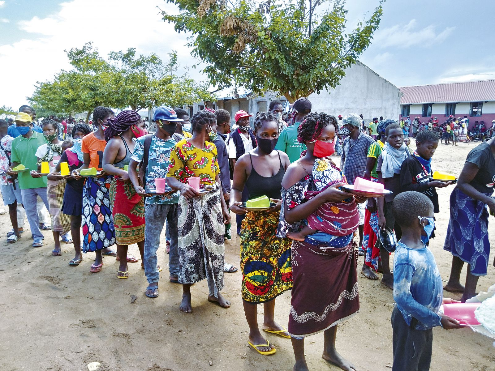 Aid Team Doubles Down After Twin Cyclones in Mozambique