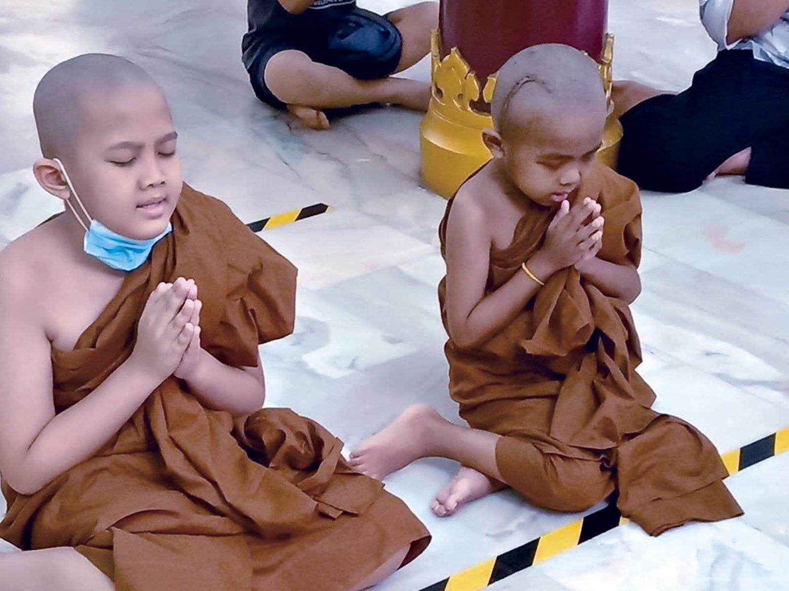 Sai Sai's Three Wishes