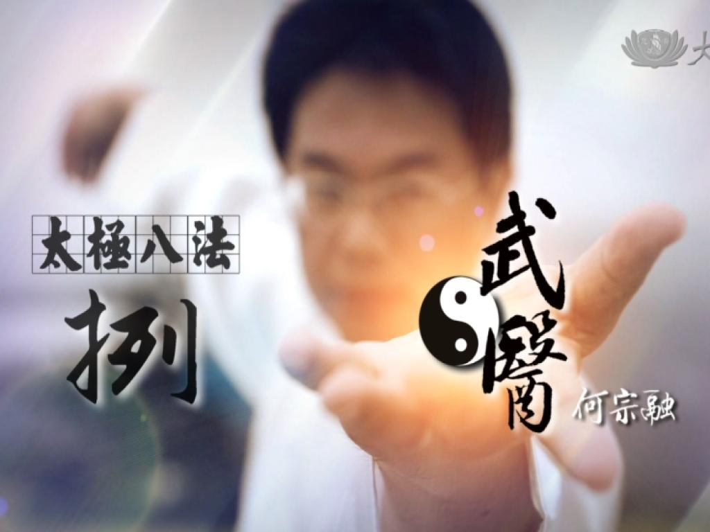 The Eight Methods of Tai Chi - Split