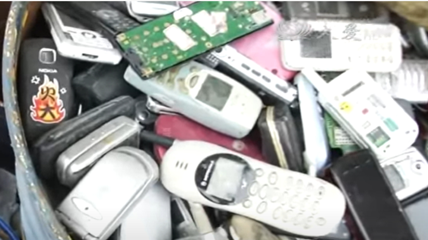 Where Does Electronic Waste End Up?