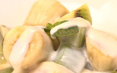 Minty Fruit SaladMinty Fruit SaladMinty Fruit Salad
