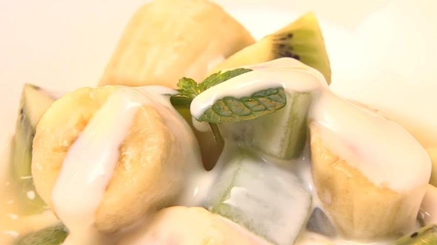 Minty Fruit Salad