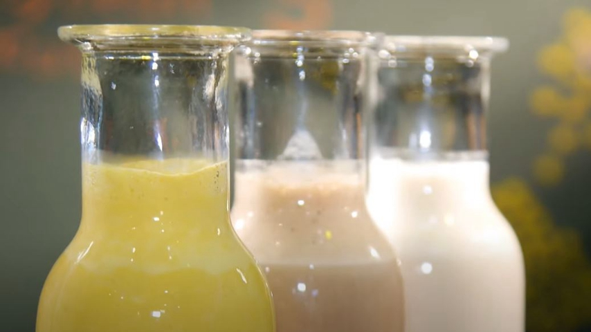 All About Soymilk