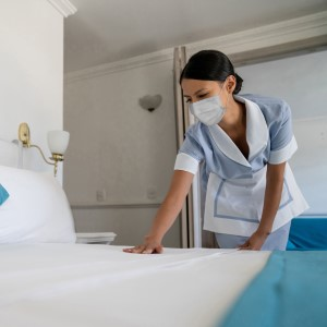 Hotel Housekeeper Hotel Housekeeper