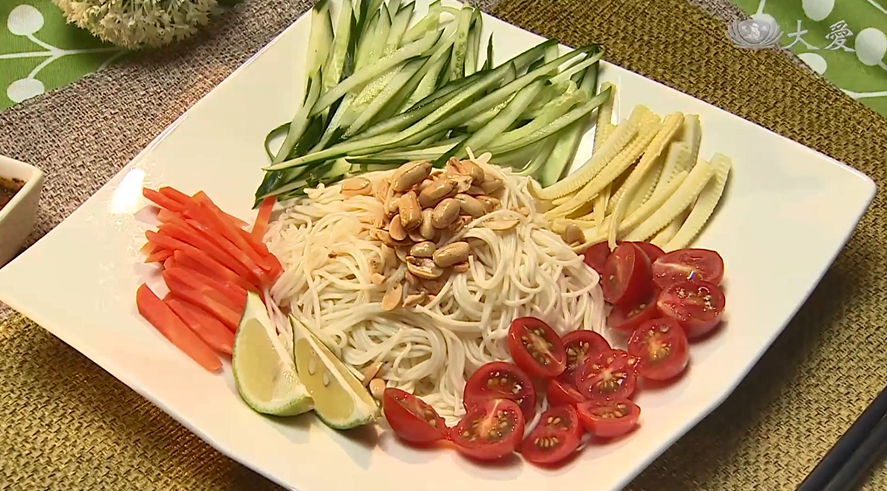 Noodles with Thai-style Sauce