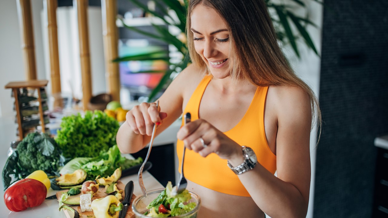 Post-workout Food for Vegetarians