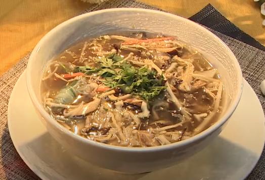 Shirataki Noodle Soup