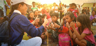 Tzu Chi's Mission of Charity