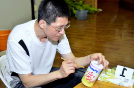 While serving time in prison, Zhang Wen-ru happened to listen to a Da Ai Radio program that brought a ray of hope to his life…